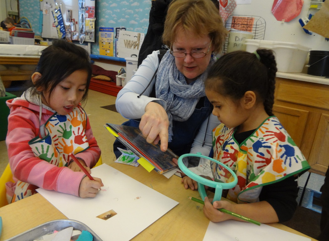 Story.Emotionsthrought the Arts.susan zehnder with kids