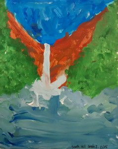 Falls-Painting